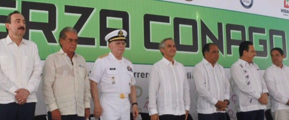 Fuerza CONAGO: unidad contra la delincuencia sin colores ni partidos