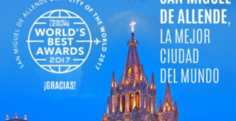 La mejor ciudad del mundo es mexicana