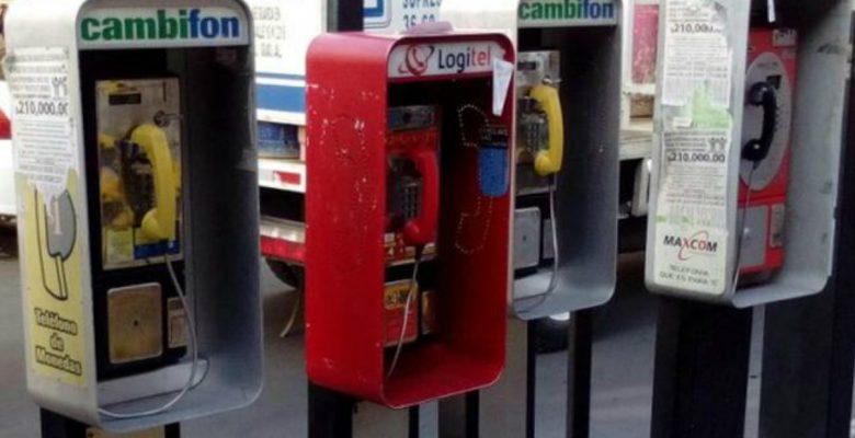 Les dan segunda vida a los teléfonos públicos de la CDMX