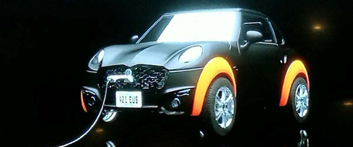 El nuevo automóvil eléctrico es mexicano