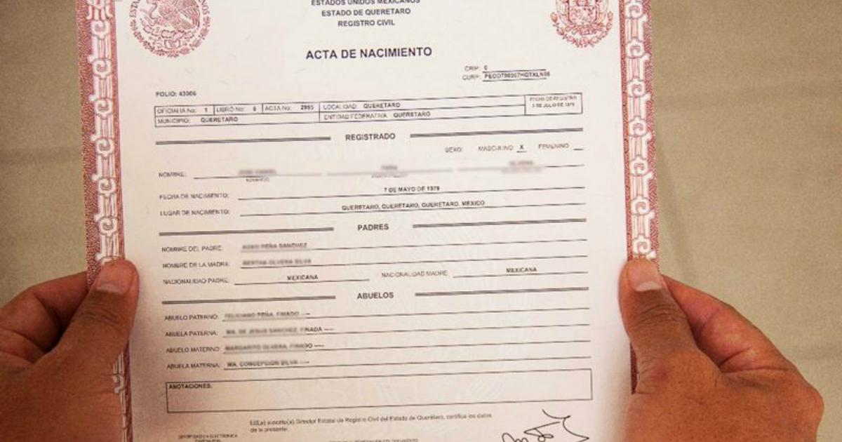 Perfecto Cómo Efectivo En Su Certificado De Nacimiento Bond ...