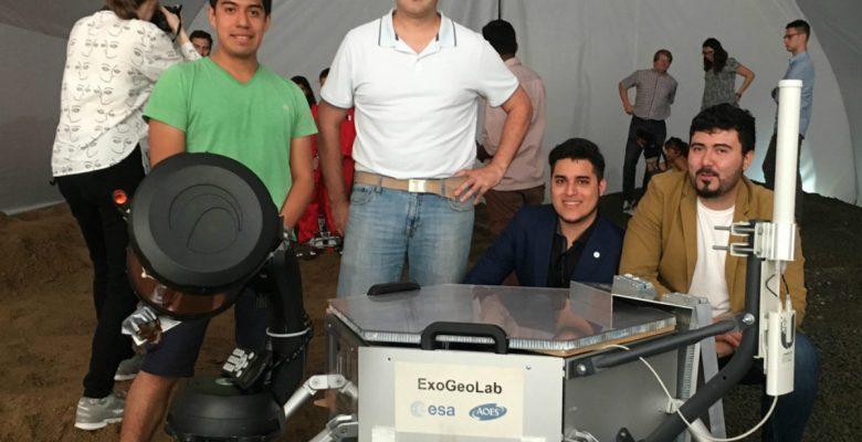 Estudiantes mexicanos son elegidos para 'ir a Marte' en misión especial