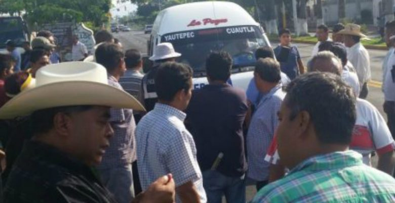 Transportistas furibundos sabotean primer día de app mexicana de transporte