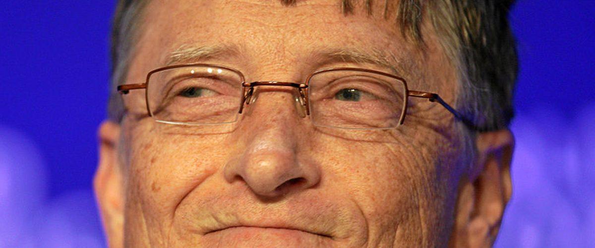 Bill Gates donó casi todas sus acciones de Microsoft