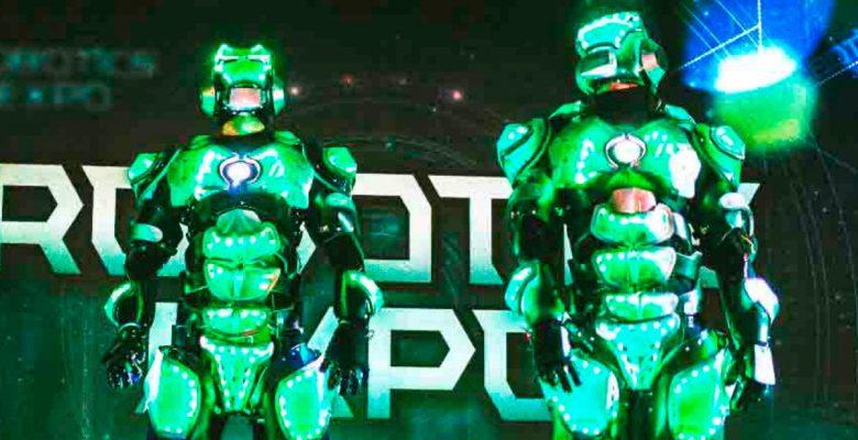 Expo Robots y Tecnología 2017 llega a la CDMX