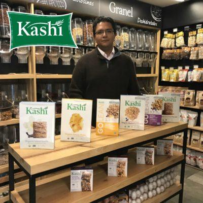 La startup que quiere desbancar a empresas como Kellog's, Nestlé y Bimbo