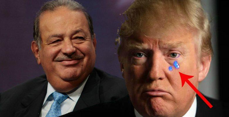 Estos son los 5 empresarios mexicanos más ricos que Trump