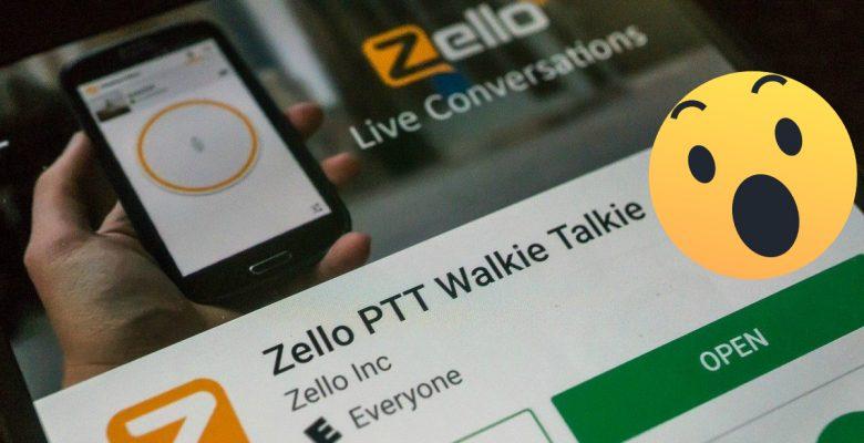 Zello, esta app tuvo récord de 6 millones de descargas por el huracán Irma