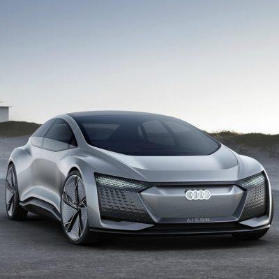 Este auto de Audi podría ser la mayor competencia de Tesla