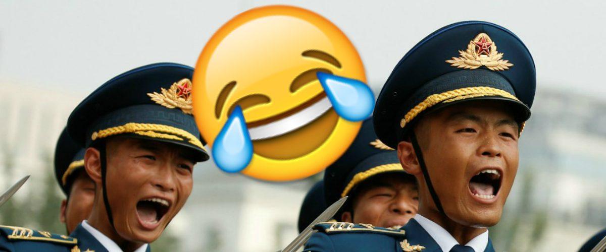 No masturbarse; un requisito para ser parte del ejército chino