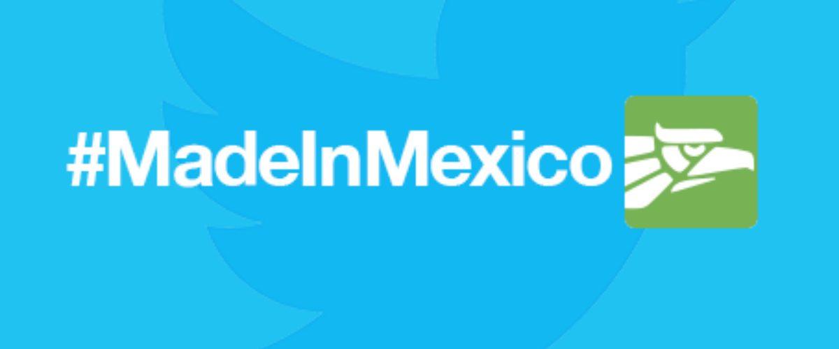 Twitter lanza emoji para celebrar las Fiestas Patrias