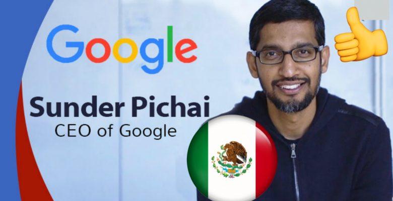 Google donará un millón de dólares para afectados por sismo en México