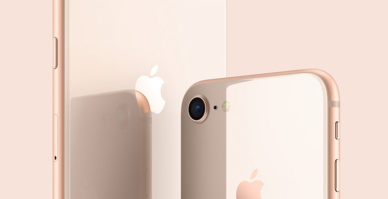 Reportan incidencias con la batería del iPhone 8