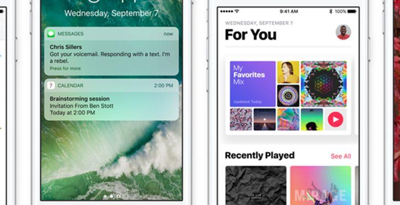 10 formas en las que cambiará tu iPhone con iOS 11