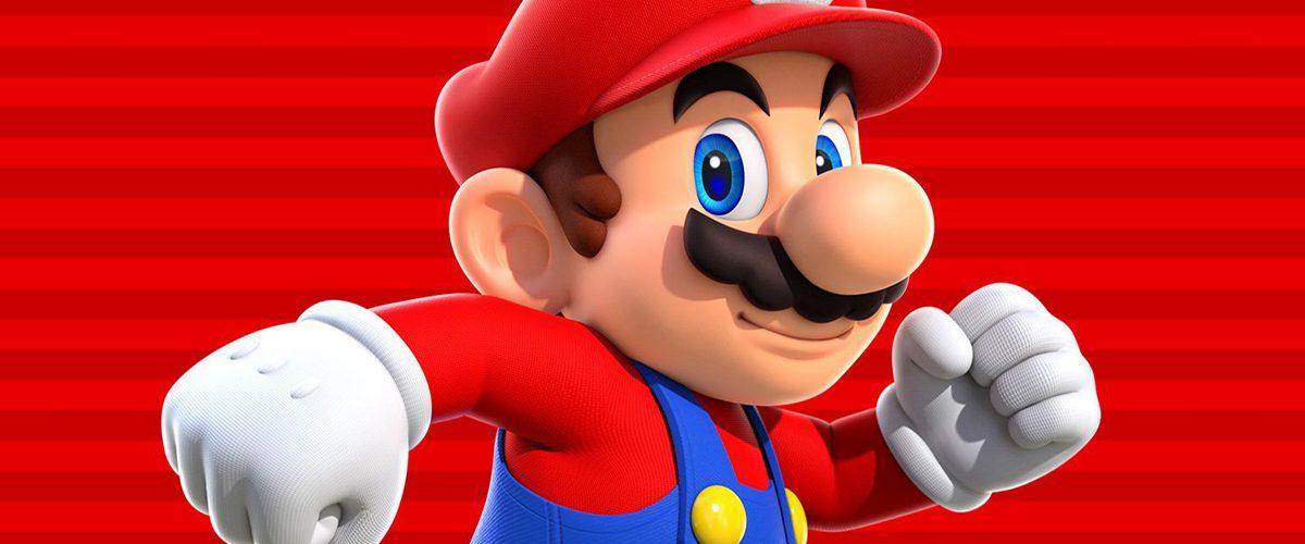 Mario abandona la plomería de forma oficial
