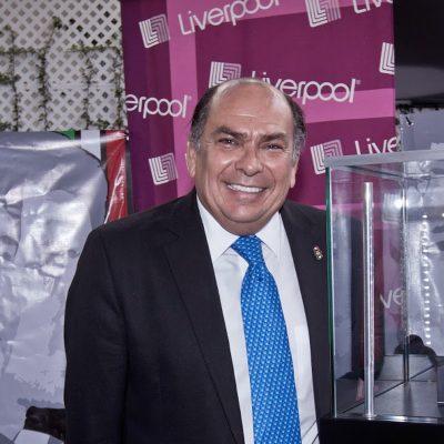 "El papá de 'Checo' Pérez quiere llevar Jalisco ""a nivel mundial"""