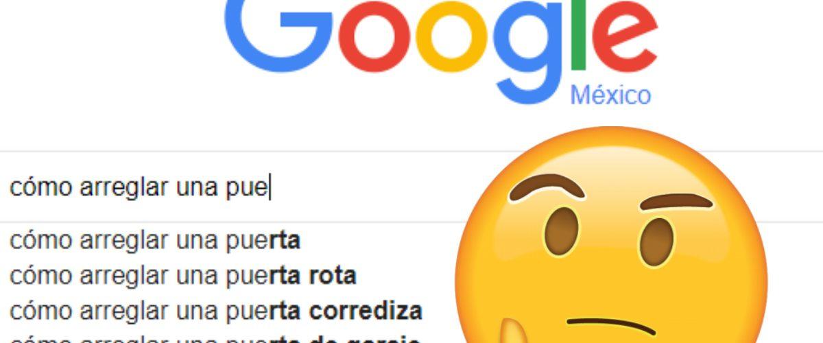 Estas son las cosas que más buscan los mexicanos en Google