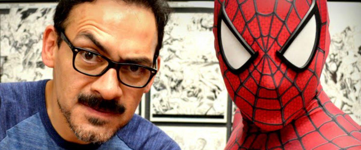 El mexicano que de niño soñaba con dibujar a Spiderman y hoy trabaja en Marvel