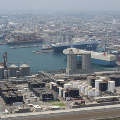 La increíble historia del puerto de Veracruz