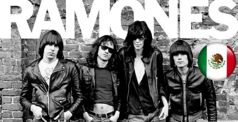 Este mexicano diseñó el logo de la icónica banda de punk The Ramones