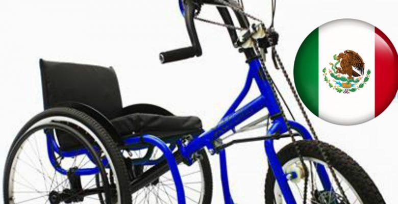 Mexicanos regresan la movilidad a personas con capacidades diferentes