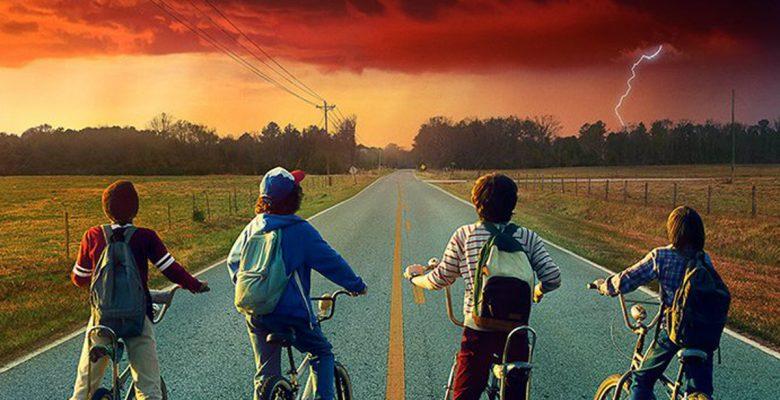Stranger Things y otras cosas que llegan a Netflix en octubre