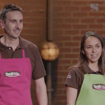 Los emprendedores que quieren cambiar la forma de comer tamales