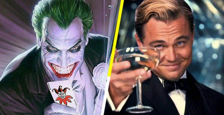 Warner ya le echó el ojo a Leonardo DiCaprio para ser el nuevo Joker