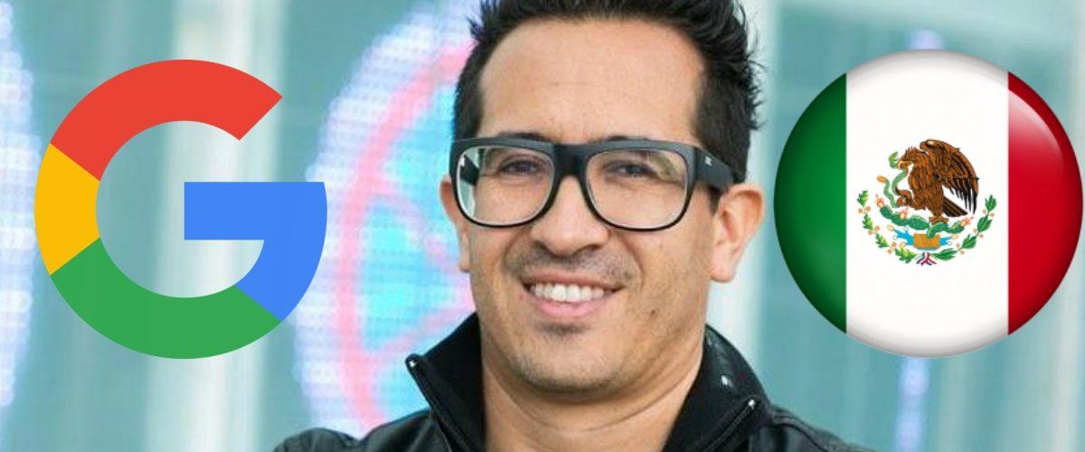 Es mexicano y diseñó los smartphone de Google