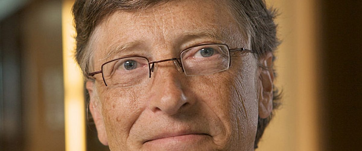 Ni siquiera Bill Gates usa el Windows Phone