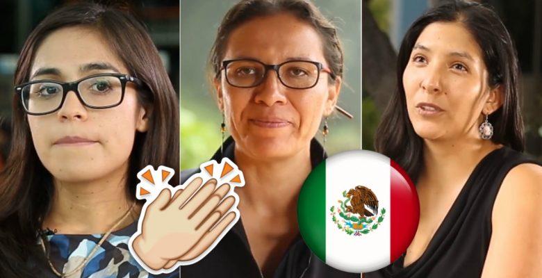 Los proyectos de estas 5 mexicanas pueden cambiar al mundo
