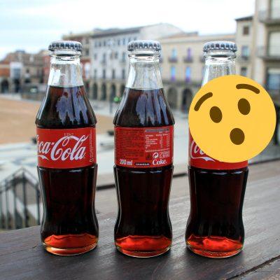 La ciencia te dice porqué la Coca-Cola de vidrio 'sabe mejor'