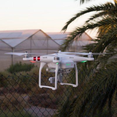 Detienen a cuatro personas que transportaban un dron con explosivos en México