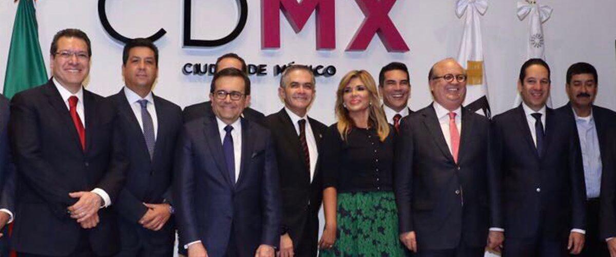 """Conago no es """"Cuarto de Junto"""" en negociaciones de TLCAN: Guajardo"""