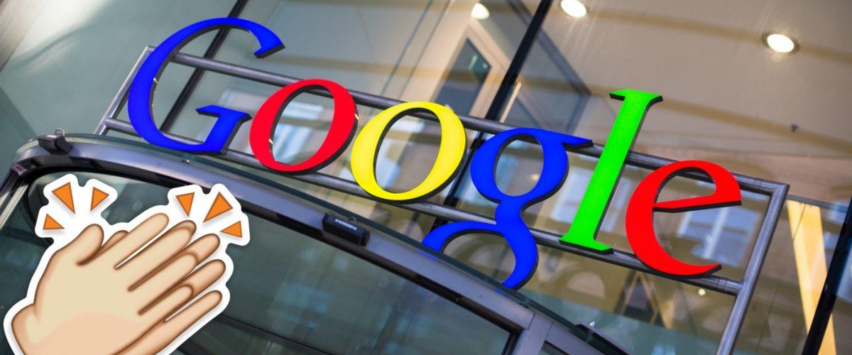 Google dona 500 mil dólares para construir viviendas tras el sismo