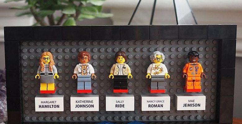 ¿Por qué esta importante científica de la NASA quedó fuera del set de Lego?