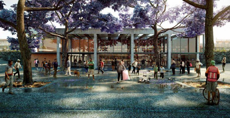 La UNAM crea un parque hídrico en Iztapalapa y gana premio internacional