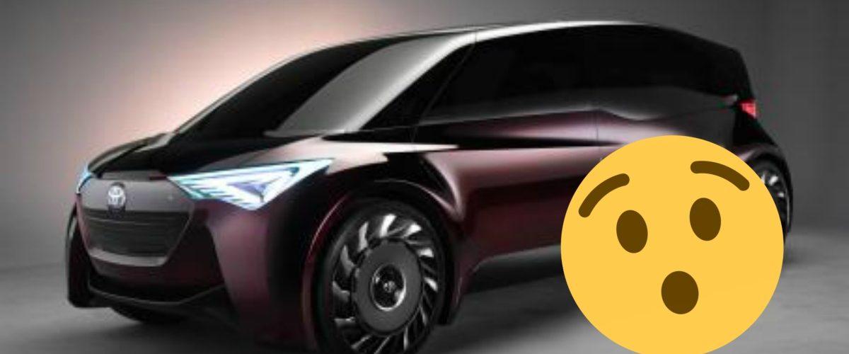 En este auto podrás viajar sin manejar ni contaminar