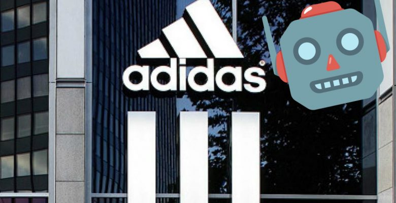 Robots liderarán la producción de tenis de Adidas