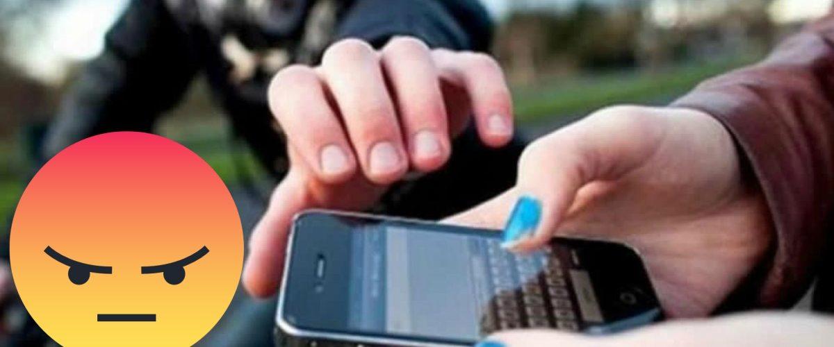 Esta es la cantidad de celulares que se roban a diario en la CDMX