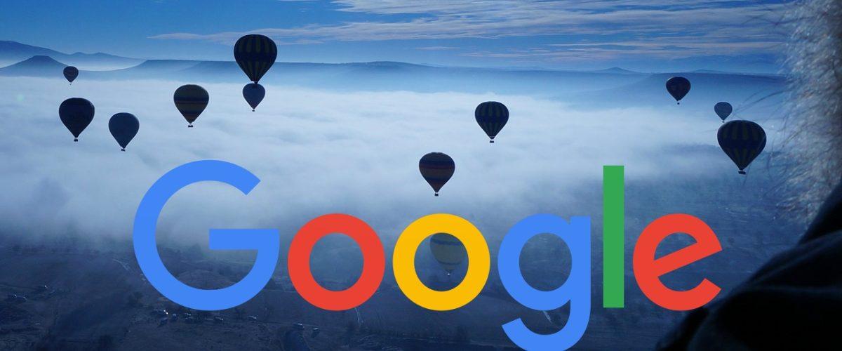 Google envía globos de helio a Puerto Rico para restablecer internet y telefonía