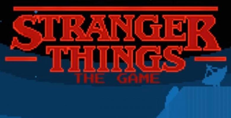 Stranger Things tiene un juego para smartphones
