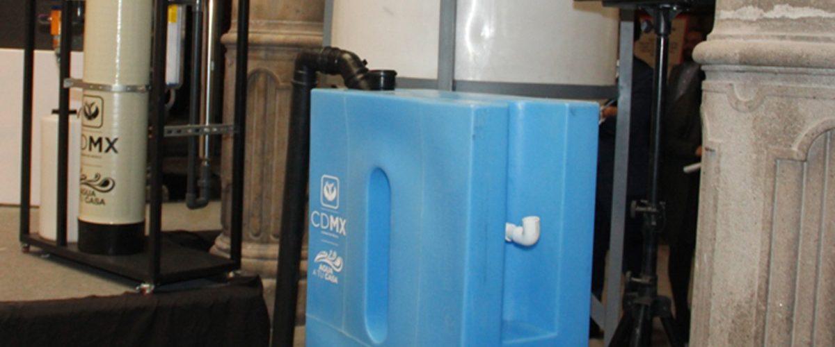 El programa para captar agua de lluvia en México que podrían copiar otros países