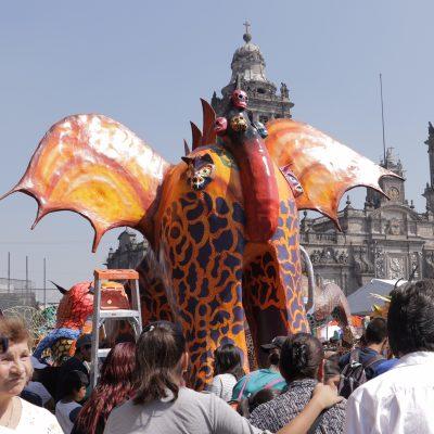 Los alebrijes vuelven a la Ciudad de México