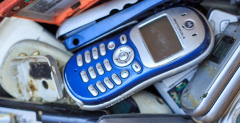 ¿Sabes cómo reciclar tus aparatos electrónicos?
