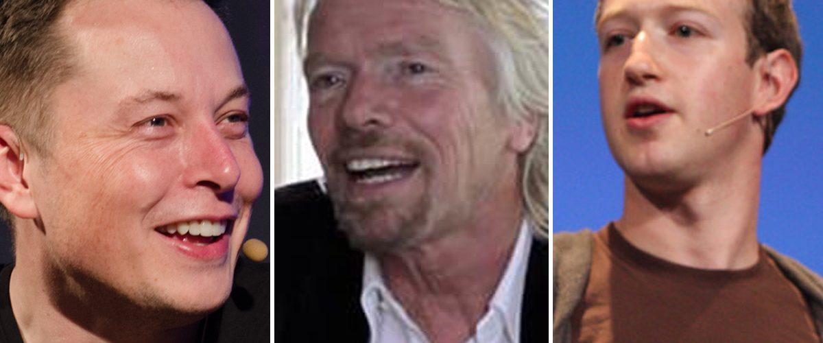 Lo que estos cinco exitosos emprendedores estaban haciendo a tu edad