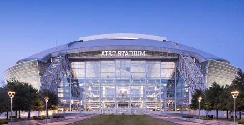 5 estadios de la NFL con la tecnología más avanzada