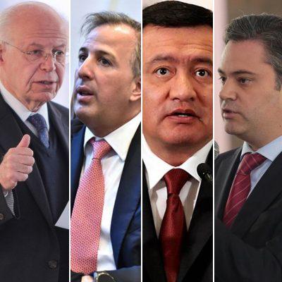 ¿Cuánta experiencia tienen estos miembros del gabinete?