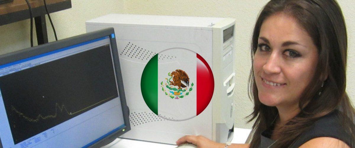 La innovadora tecnología de esta mexicana podría asegurar la paz mundial