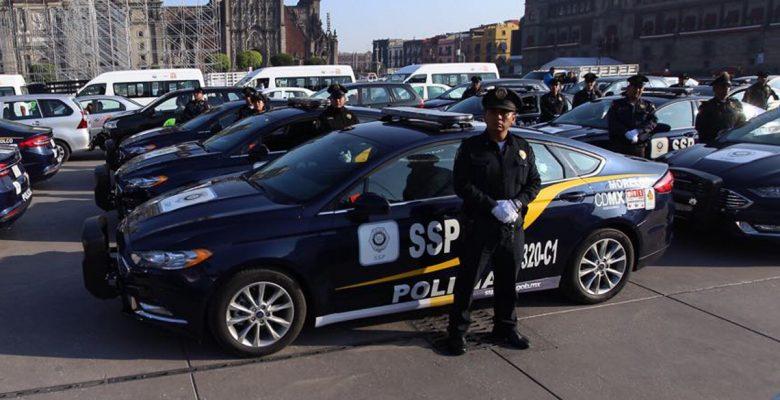 La Ciudad de México tendrá patrullas híbridas